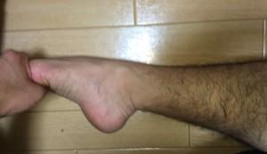 前脛骨筋 ストレッチ