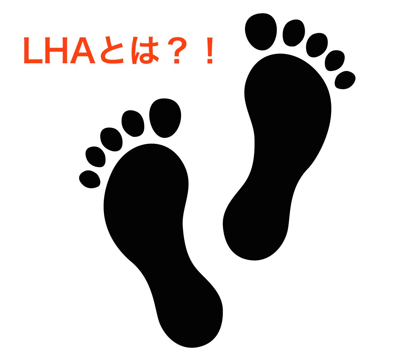 LHAの測定方法や正常値とは?!足関節は外反位が正常です!!