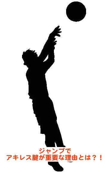 跳躍力(ジャンプ力)を上げるにはアキレス腱が超重要! 鍛えるトレーニング方法をご紹介!【バレーやバスケ必見】